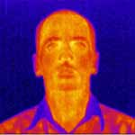 thermal imaging - My avatar is my picture taken with a thermal imager.